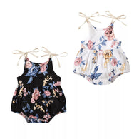 The Pretty Floral Romper