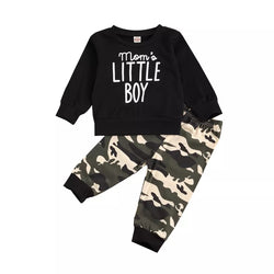 Mom's Little Boy Camo