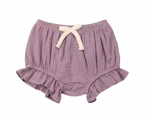 Bloomer Linen - Purple