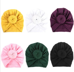Knotted Turban