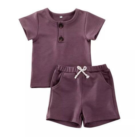 C - The Lounge Set - Muted Mauve