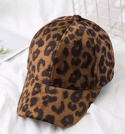 Cool Leopard Hat