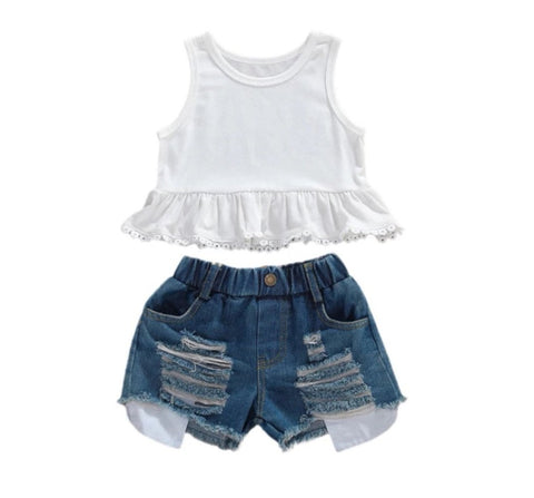 White and Jean Set