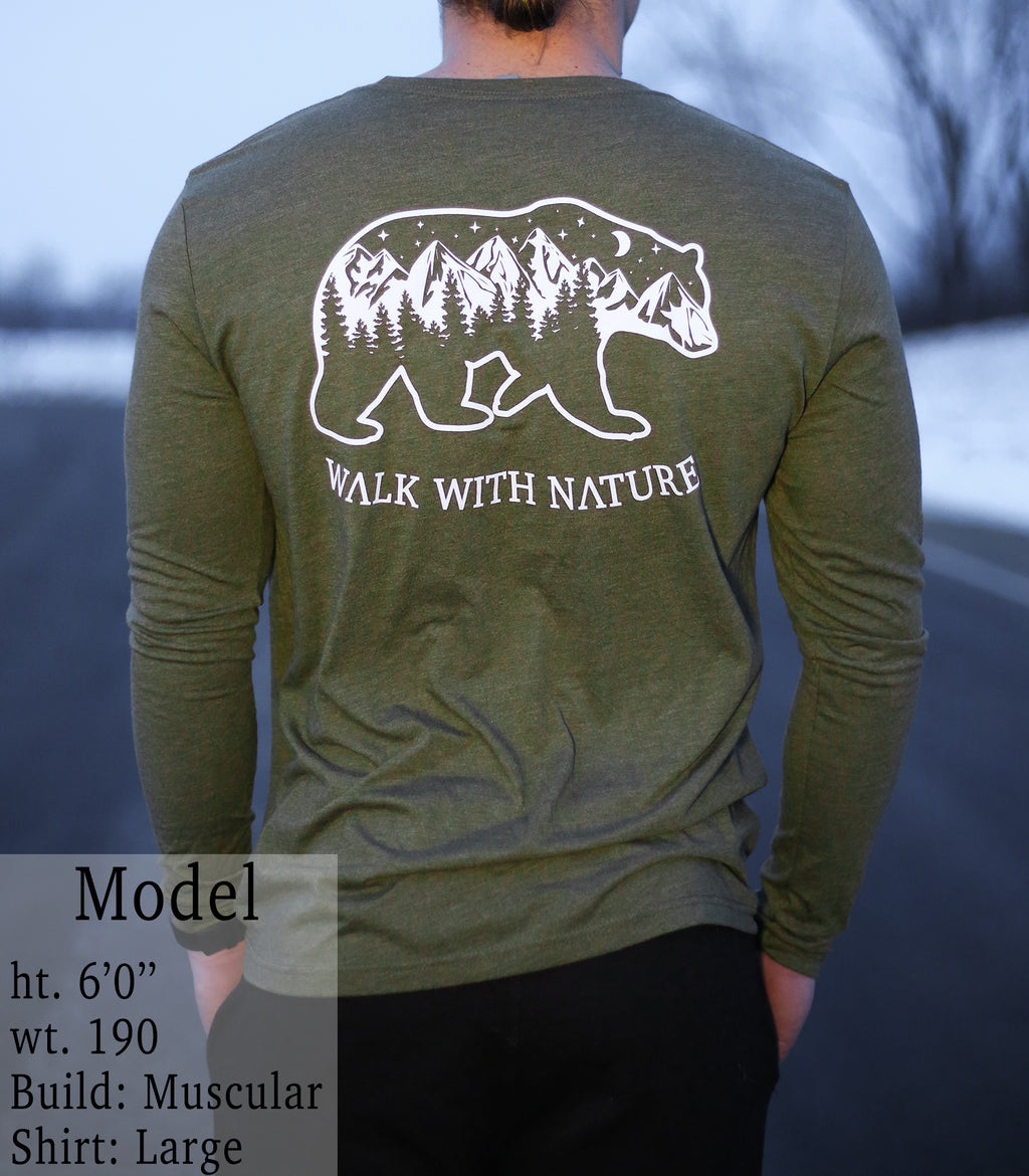 Walk With Nature - Nalo Clothing