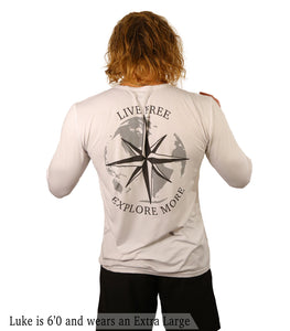 Live Free Explore More Long Sleeve