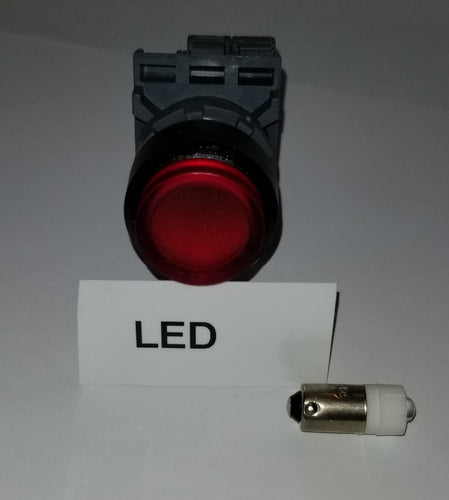 984824 Reset Switch Incandescent