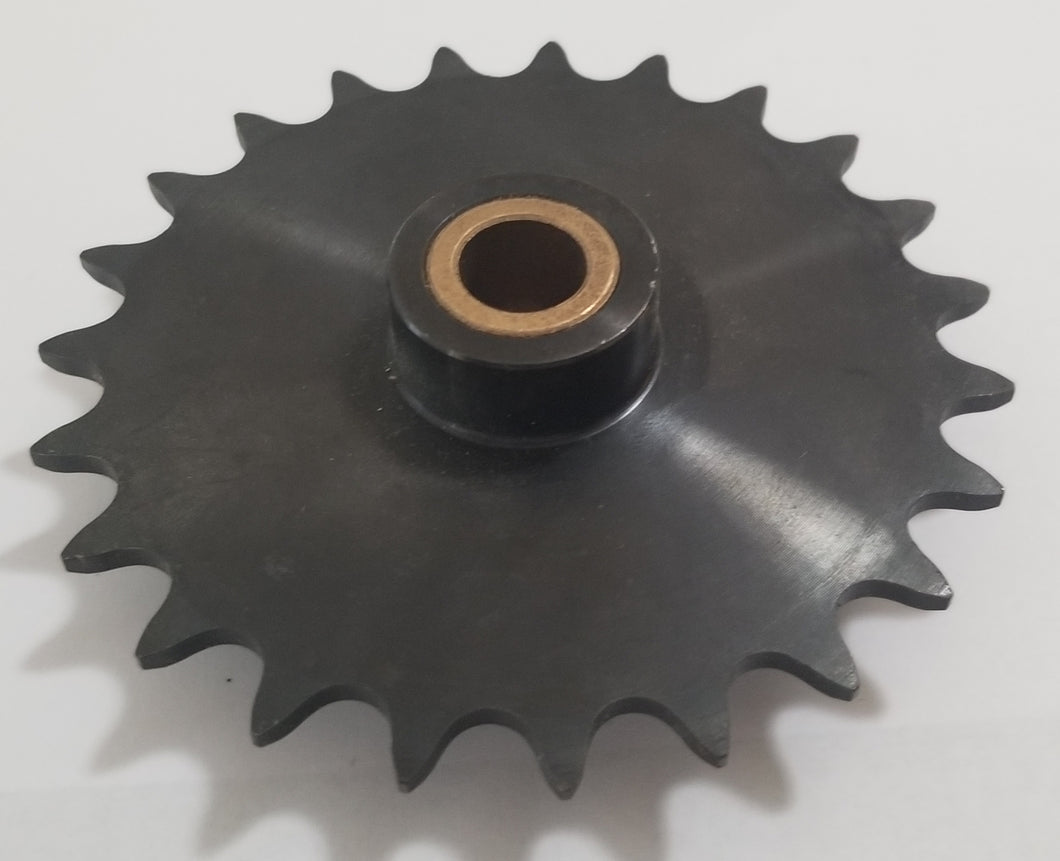 A120125 Sprocket Assembly, Idler  ** Mailcrafter Part, 1 In Stock **