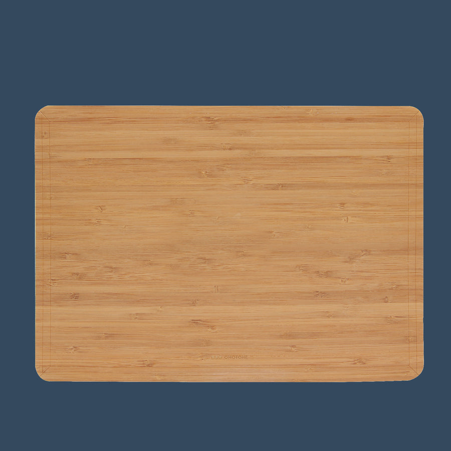 Bamboo MacBook Skin