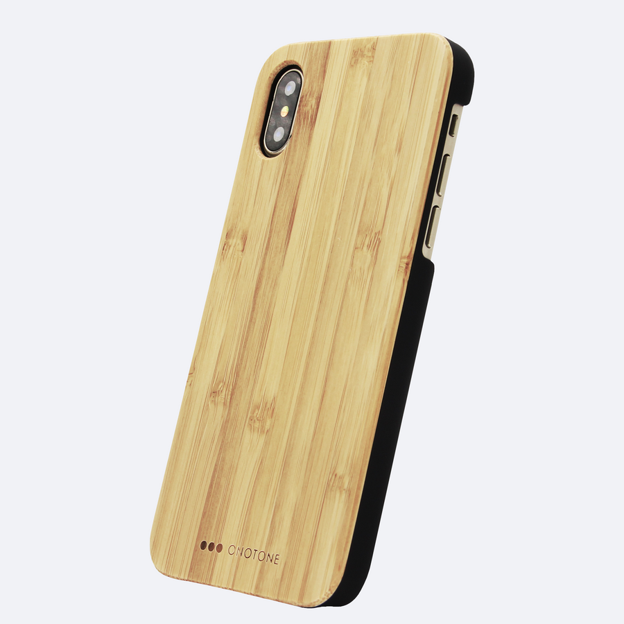 bamboo case iPhone