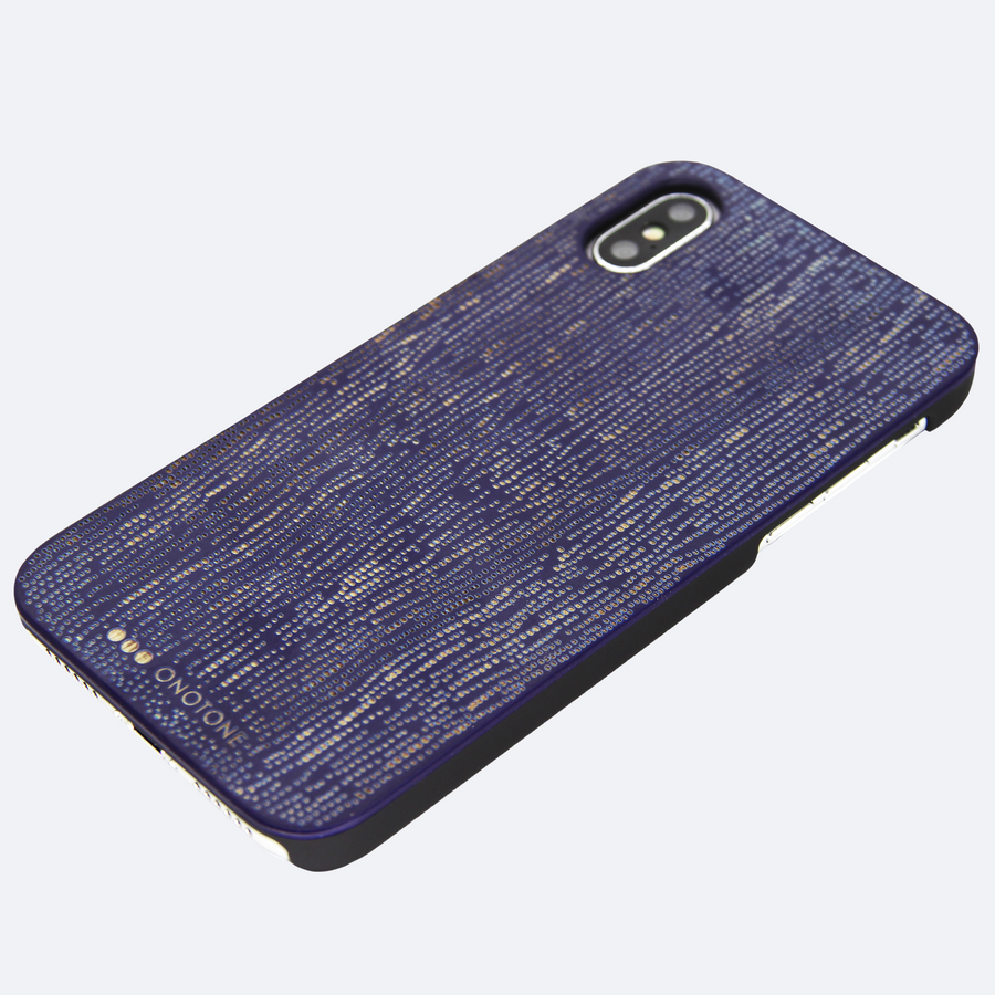 blue iPhone cases