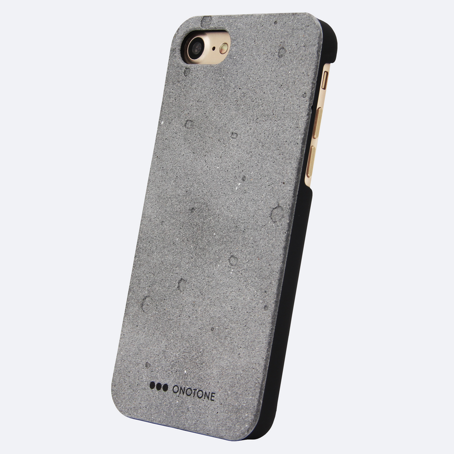 concrete iPhone case for iPhone x, iPhone 7, iPhone Plus