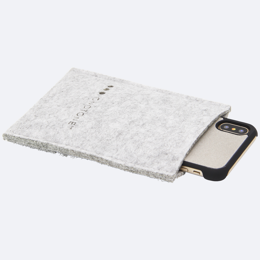 bamboo iPhone x case