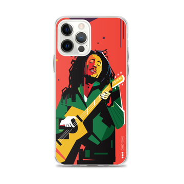 One Love iPhone Case Bob Marley
