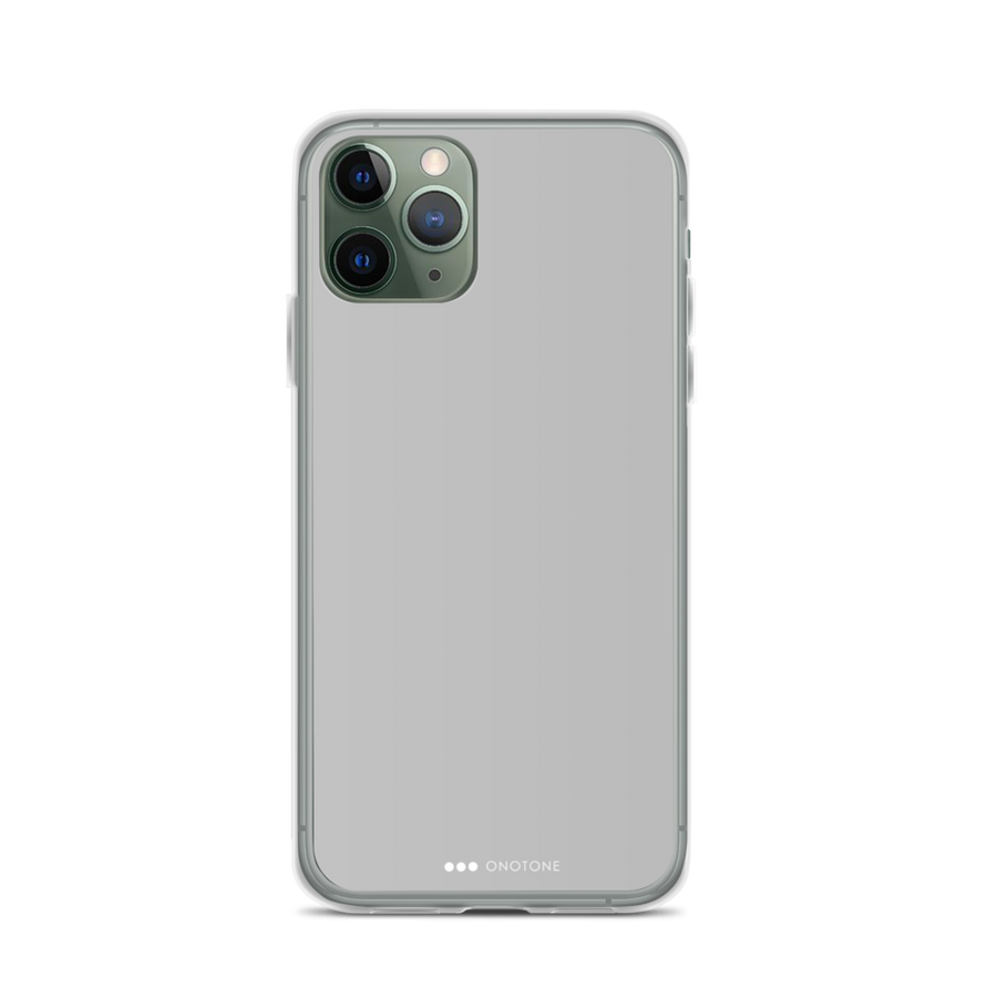 gray iPhone case