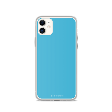 Air Blue iPhone Case