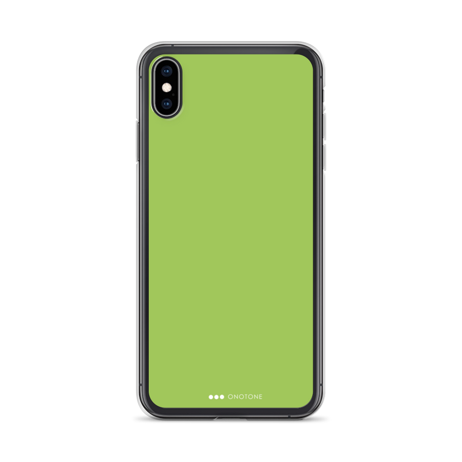 apple green iPhone case