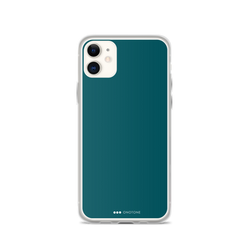 Bottle green iPhone 12 case