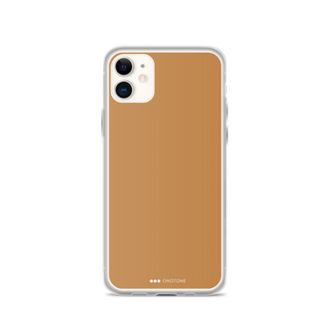 Copper color iPhone Case