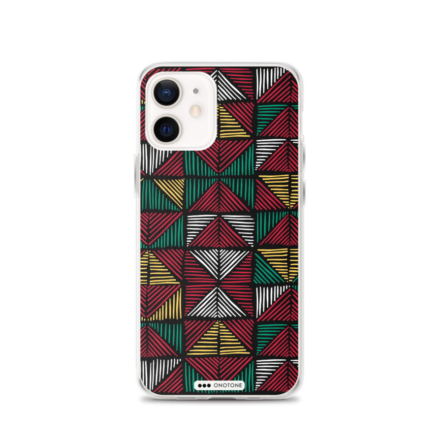african colors iPhone 11 max case