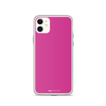 barbie pink iPhone 12 case