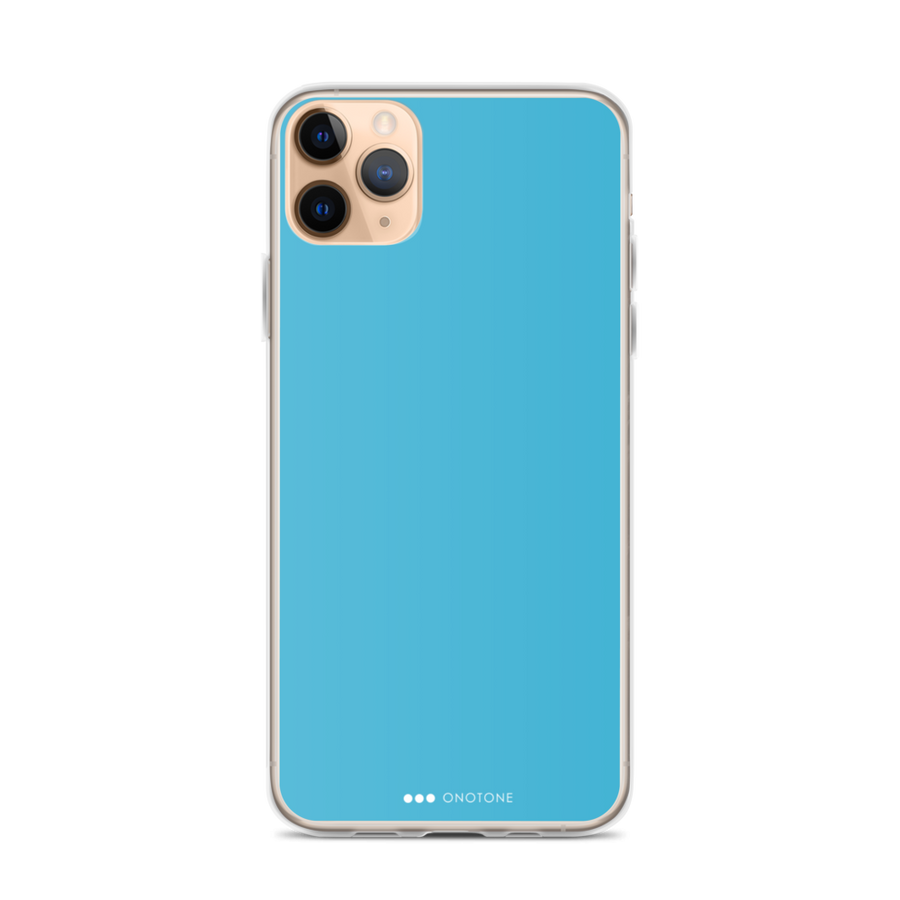Air blue iPhone 12 pro case