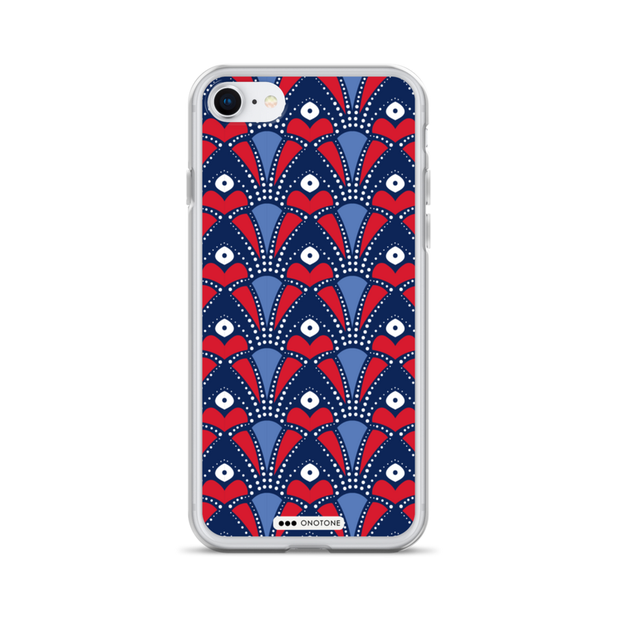 african textile iPhone case