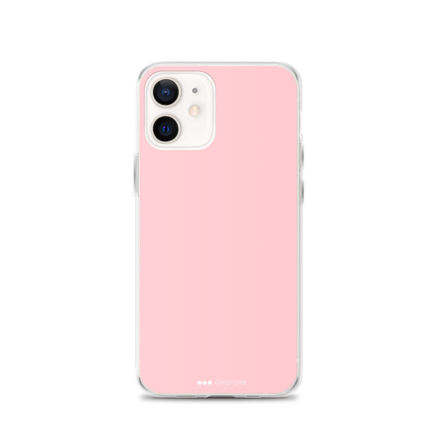 Baby Pink iPhone Case Baby Pink