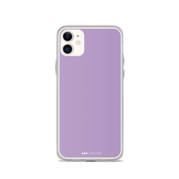 African purple iPhone 12 pro case