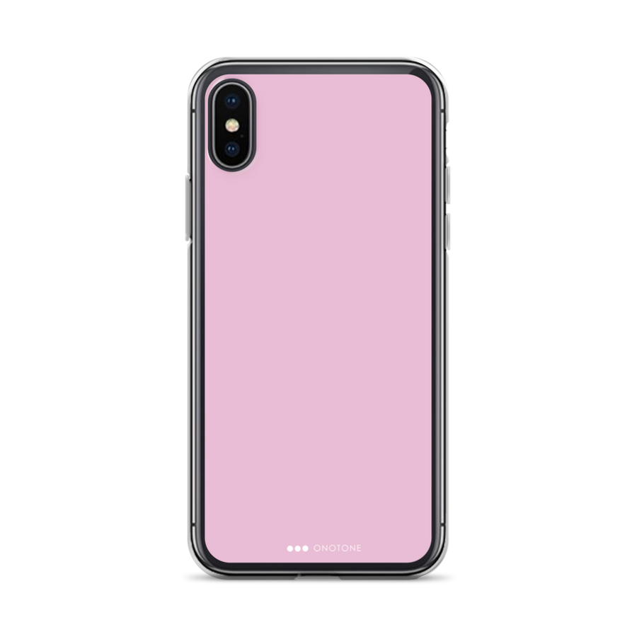 Cameo Pink iPhone Case