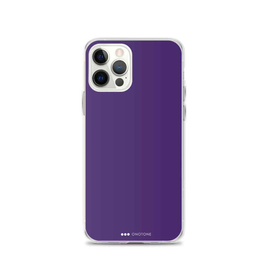 purple iPhone case