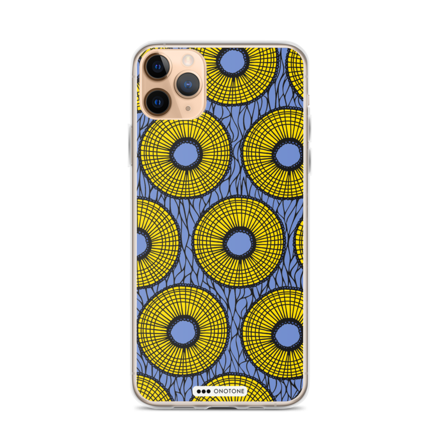 african fabric iPhone case