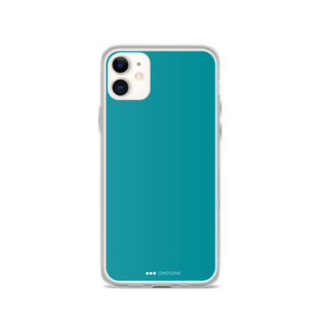 Ocean geen iPhone Case