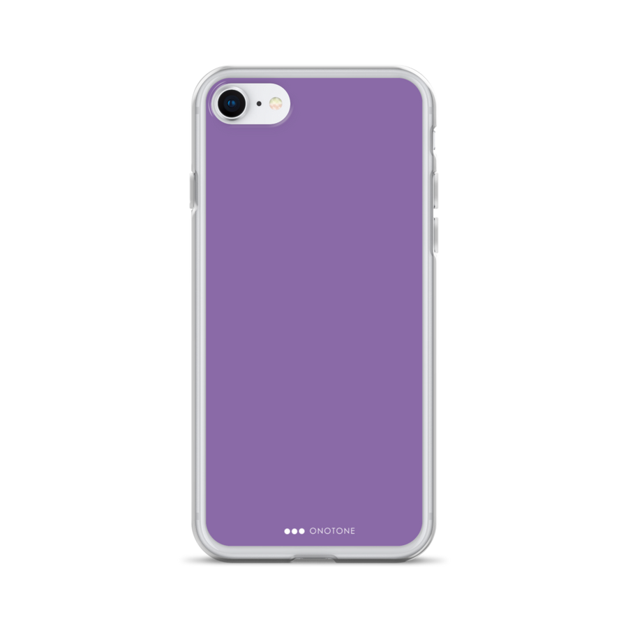 lavender purple iPhone case