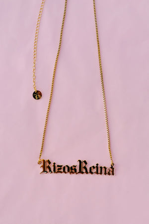 Rizos Reina Necklace