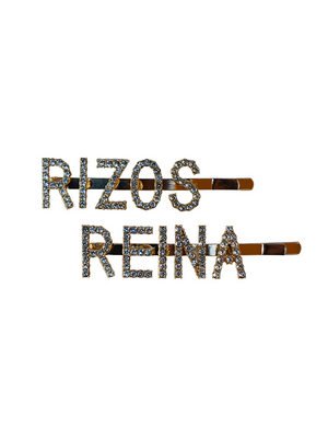 Rizos Reina Hair Pins