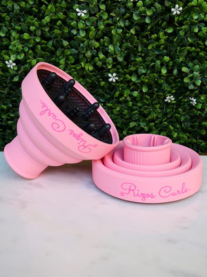 Rizos Curls Pink Collapsible Diffuser