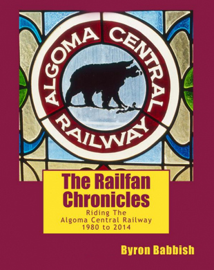 The Railfan Chronicals - Riding the ACR
