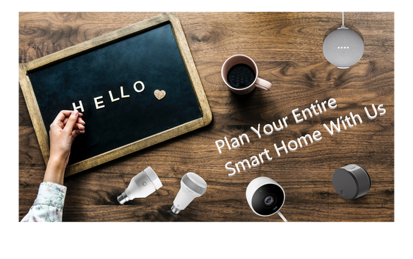 plan your smart home custom solution