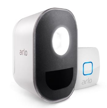 Arlo Security Light – 1 Wire-Free Smart Light
