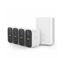 Eufy Cam 2C Wire Free Full-HD Security 4-Camera Set