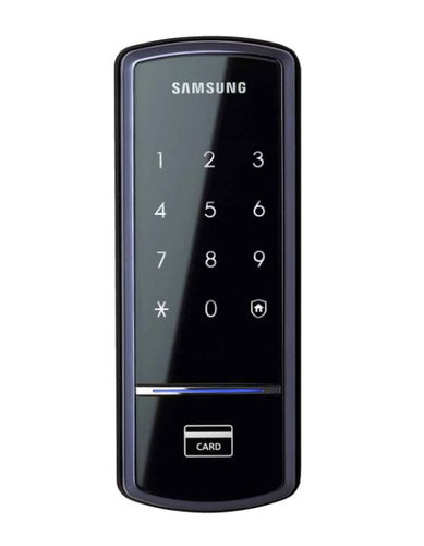 Samsung Card Reader Key Tag Smart Door Rim Lock SHS-1321XAK/EN