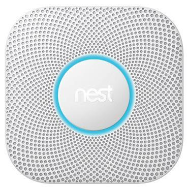 Google Nest Protect Smoke Alarm (Wired)