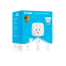 Dlink Mini Wi-Fi Smart Plug