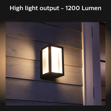 Philips Hue Outdoor Impress Wall Lantern