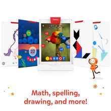 Osmo Genius Starter Kit for iPad for Ages 6-10 (Osmo Base included)