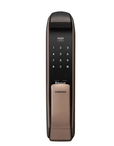 Samsung Bluetooth Push & Pull Smart Door Lock SHP-DP727AG/EN