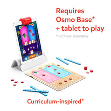 Osmo Maths Wizard and the Magical Workshop Game for Ages 6-8