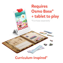 Osmo Maths Wizard and the Secrets of The Dragons Game for Ages 6-8