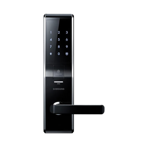 Samsung Smart Digital Door Lock Biometric Fingerprint (SHS-H705FMK/EN)