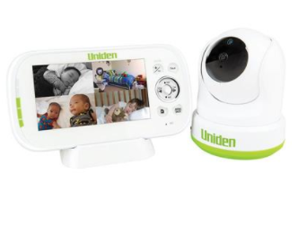 Uniden Digital Wireless Baby Video Monitor